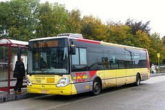 7580 41 (brossel 8260) Tags: belgique bus tec charleroi