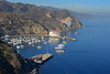 Catalina Island Avalon - 809 (simpsongls) Tags: pacificocean harbor catalina avalon island california landscape mountain sea shoreline coast coastline boat yatch bay mountainside sky water anchorage docks