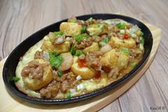 [self cook] Hot Plate Tofu (Ken Goh thanks for 2 Million views) Tags: selfcook home cooking food photography hot plate tofu macro pentax k1 da35 f28