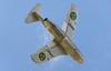Saab J 29F Tunnan (Boushh_TFA) Tags: saab j 29f tunnan sedxb 29670 10 swedish air force försvarsmaktens flygdagar 2016 malmen airbase flygplats escf malmslätt linköping sweden nikon d600 nikkor 300mm f28 vrii