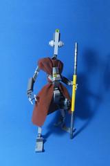 The Monk (Johann Dakitsch) Tags: robo robot lego moc android droid scifi mech monk priest