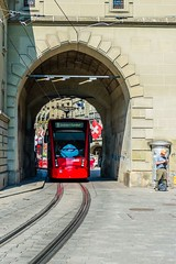 Bern Tram (olle.graf) Tags: 2017 bern june switzerland tram