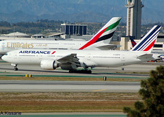 AIR FRANCE B777 F-GSPK (Adrian.Kissane) Tags: airfrance b777 lax fgspk 29010