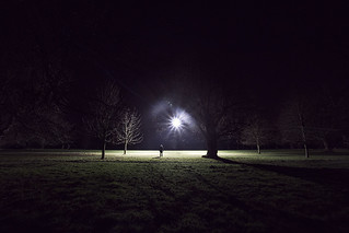 349/365 - light in the sky