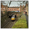 Speed-dial Princess (david.hayes77) Tags: newroad 57305 class57 ambervalley belper derbyshire 2017 drs directrailservices belmondnorthernbelle pullman 47822 northernprincess square 1z64 moss cutting a609
