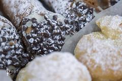 117in2017 #35 a favorite food (Karen Juliano) Tags: chocolate powderedsugar pastries italian treats favorite delicious sweets cannolis creampuffs dessert