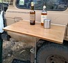 1a-ac-badlands-expo6 (DinootMan) Tags: trailer van jeep removable side table