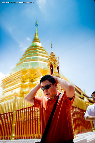 Thailand Chiang Mai Wat Phrathat Doi Suthep Honeymoon Session