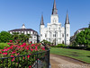 St. Louis Cathedral (keithhull) Tags: stlouiscathedral jacksonsquare frenchquarter neworleans louisiana church historic unitedstates