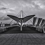Bells Bridge Glasgow Looking NorthIMG_5492 thumbnail