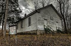 Riverview Church 3 (Bob G. Bell) Tags: riverviewchurch abandoned wv westvirginia creamery bobbell x30 fujifilm