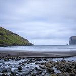 Faroe Islands, Twin Rocks, thumbnail