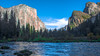 Yosemite National Park . California /USA. El Capitan and Merced River (Feridun F. Alkaya) Tags: yosemitenationalpark california ngc usa nature unescoheritagelist unc yosemitevalley waterfalls elcapitan halfdome geological 500v20f mercedriver merced