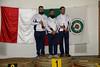 Trofeo Indoor di fine Anno Città di Arezzo 25+18 mt. (rommy555) Tags: arco compound frecce arrows podio tricolore arezzo