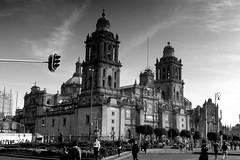 Catedral Metropolitana (sur_hp) Tags: cdmx zocalo architecture mexico