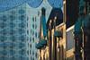 (Elbmaedchen) Tags: architektur hamburg elbphilharmonie speicherstadt altundneu fassade