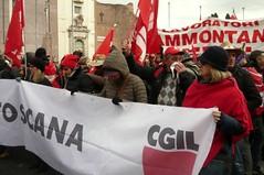 P1030987 (i'gore) Tags: roma sindacato pensioni cgil lavoro diritti giustizia giustiziasociale giovani manifestazione