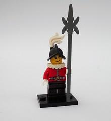 Her Majesty's Royal Guard (Robert4168/Garmadon) Tags: lego minifigure brethrenofthebrickseas corrington