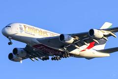A6-EDY A380 EMIRATES YBBN (Sierra Delta Aviation) Tags: emirates airbus airbus380 a380 brisbane airport ybbn a6edy