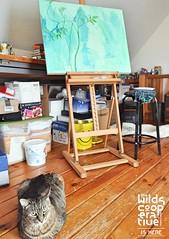 Carol-Cillo-10 (pawildsmade) Tags: creative makers clintoncounty artisan painting