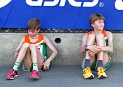 Not this time (Cavabienmerci) Tags: rotseelauf 2017 suisse schweiz switzerland run running race sport sports runner läufer lauf course à pied coureur boy boys earring earrings