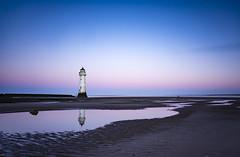 Clear skies New Brighton (Lukasz Lukomski) Tags: mersey merseyside newbrighton liverpool lighthouse latarnia morze morska sea estuarium estuary wielkabrytania wirral greatbritain england anglia uk unitedkingdom lukaszlukomski nikond7200 sigma1020 longexposure