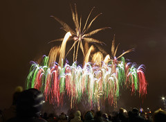 Fireworks 5/6 (makkus1996) Tags: firework new year light night celebration party event sky people canon photography