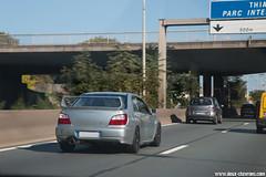 Spotting 2015 - Subaru Impreza (Deux-Chevrons.com) Tags: subaru impreza subaruimpreza sti wrx voiture car coche auto automobile automotive spot spotted spotting croisée rue street paris france carspotting 2015