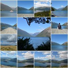 New Zealander journey - Part V (Pedro Nuno Caetano) Tags: fdsflickrtoys newzealand nelsonlakesnationalpark journey mosaic