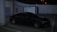 BMW M5 F90 (Dаriune) Tags: night parking bmw m5 f90 purple new render keyshot cgi