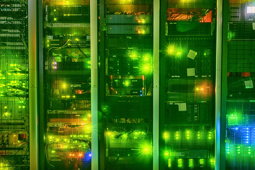 Computer racks