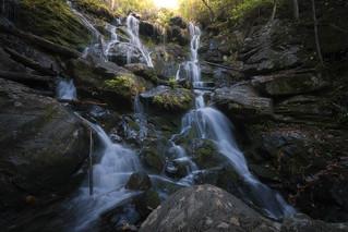Waterfallin