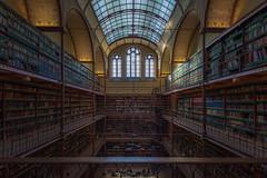 Rijksmuseum Library (Raúl Podadera Sanz) Tags: rijksmuseum research library netherland holland amsterdam