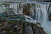 Sigöldufoss Waterfall, Iceland (Sigmundur Andresson (1.6 million+ views-Thank you!) Tags: sigmundurandresson canoneos5dmarkii img9099 canonef1635mmf28liiusm sigöldufoss waterfalls iceland sigalda fjallabak nature landscape fjallabaknaturereserve hyaloclastite blue rivers