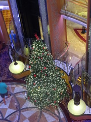 In the Centrum (Sharon Burkhardt) Tags: brillianceoftheseas royalcaribbean cruising