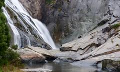 CASCADA DEL RÍO XALLAS (Segundo Sánchez) Tags: cascada desembocadura río xallas ézaro galicia costadamorte