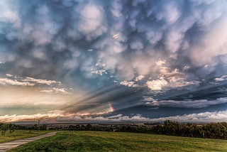 Mammatus Clouds DSC_2334