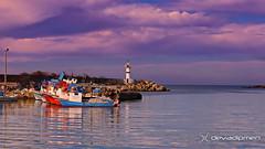purple evening / 211217400 (devadipmen) Tags: blacksea kandıra karadeniz kerpe kocaeli landscape liman nature port türkiye