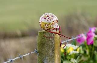 A birthday fence ;o)