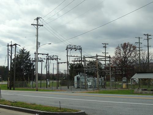 Potomac Edison Emmitsburg Substation