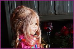 Tivi ... wünsche einen schönen Tag ... (Kindergartenkinder) Tags: kindergartenkinder annette himstedt dolls tivi