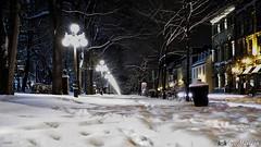 171219-37 Rue d'Auteul (clamato39) Tags: villedequébec quebeccity provincedequébec québec canada city urban urbain poselongue longexposure night nightshot nuit lights light