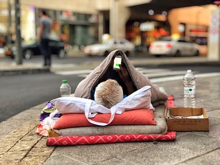 Israel - country,where even homeless people have an iPhone 6 or better