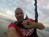 Thomas bungee thumbs up (tmspecial) Tags: adrenaline ajhackett bucketlist macau macautower thrill tmspecial thomasmueller bungee bungeejumping bungy tallest highest tower freefall fun