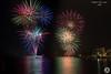 Happy New Year 2018.... (John_Armytage) Tags: portmacquarie fireworks nye2018 newyearseve2018 newyearseve celebration jetty lights night nightlights focusaustralia nikond500 midnorthcoastnsw townbeach