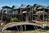 Kampong Phluk (Valdas Photo Trip) Tags: cambodia siem reap floating village travel people