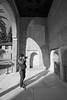 Alhambra Street Photography (Pablo Utrilla) Tags: streetphotography streetphoto street spain blackandwhite bw bnw andalucia alhambra granada europe españa heritage monument man