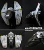VA-03 Fighter (Johann Dakitsch) Tags: space lego moc starfighter spaceship fighter scifi science fiction future toy custom creation bricks system minifigure