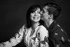 (annieczech) Tags: couple czech czechgirl czechboy czechrepublic bnw blackandwhite black blackhair hug hugs cute atelier portrait couples czechcouple love inlove kiss smile happy white