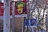 Andy Warhol al carrer París de Barcelona (heraldeixample) Tags: heraldeixample barcelona albertdelahoz bcn spain espanya españa spanien catalunya catalonia cataluña catalogne catalogna art arte andywarhol warhol artecontemporaneo liz mao